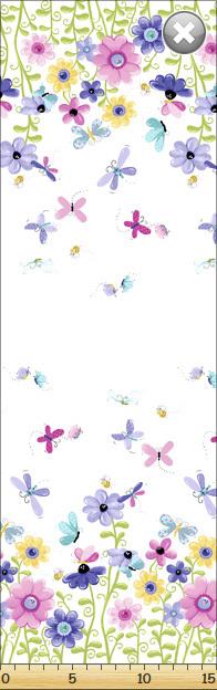 Flutter Border SB20270/620