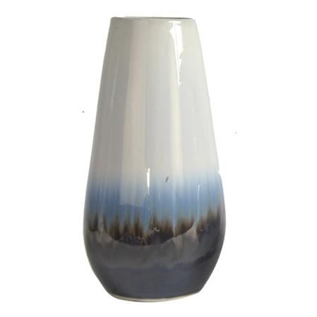Flux Vase Large Blue C3661