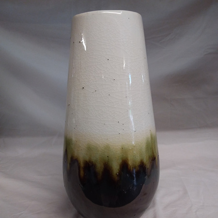 Flux Vase Large Earth C3533