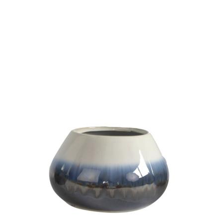 Flux Vase Small Blue C3660