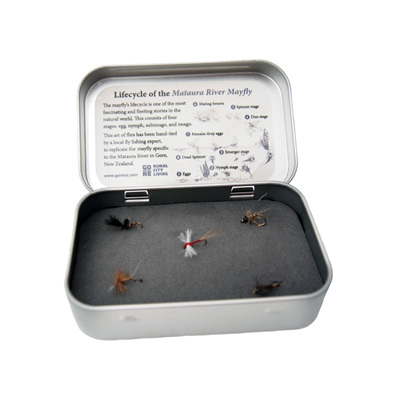 Fly Fishing Tin