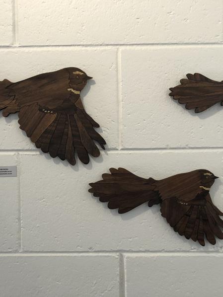 Flying Fantail Set