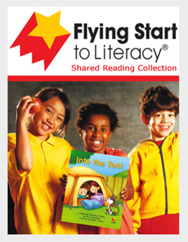 Flying Start to Literacy Shared Reading