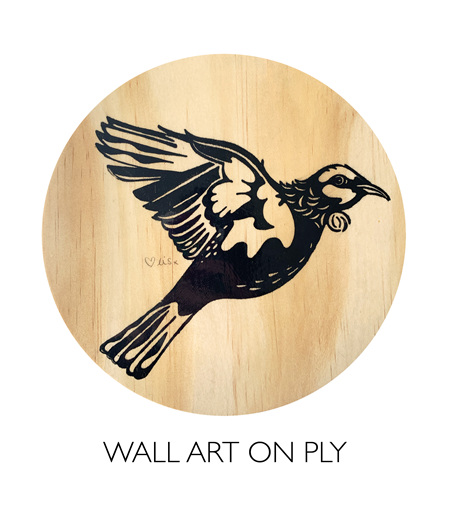 flying tui on ply