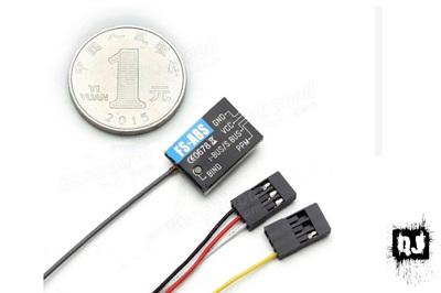 Flysky FS-A8S FS A8S 2.4G 8CH Micro Receiver