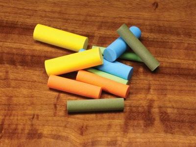 Foam Cylinders - 6mm