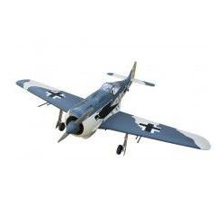 Focke-Wulf FW 190 matt finished, Span 203.3cm, Engine 33-38cc 0.33m3 by Seagull Models