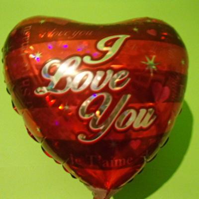 Foil Air Balloons