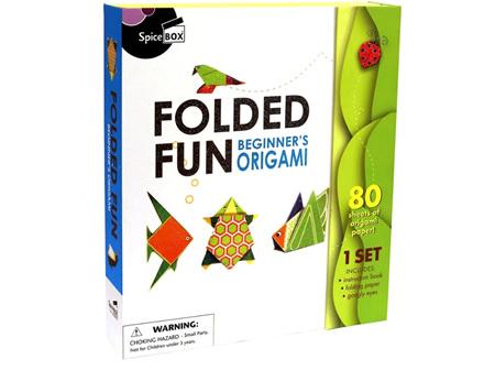Folded Fun - Begginers Origami