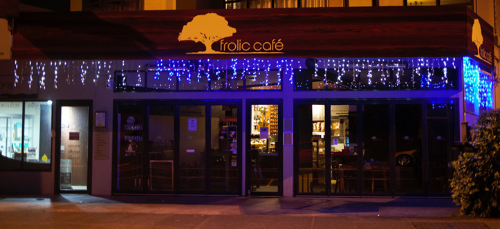 Folic Cafe - One Tree Hill