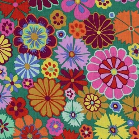 Folk Flower Multi