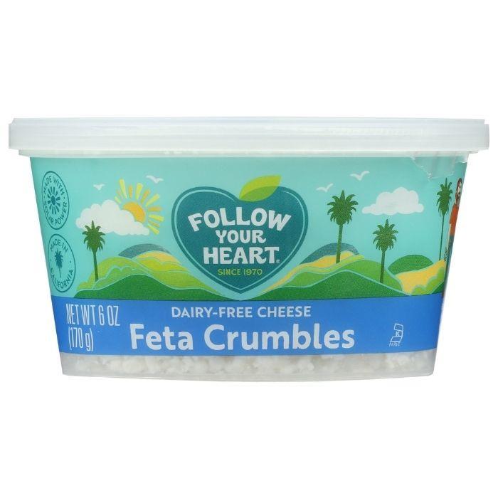 Follow Your Heart Feta Crumbles 170g