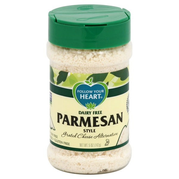 Follow Your Heart Parmesan 142g