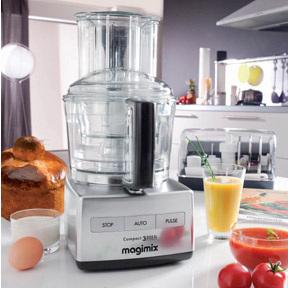 Food Processor - 3200XL Satin