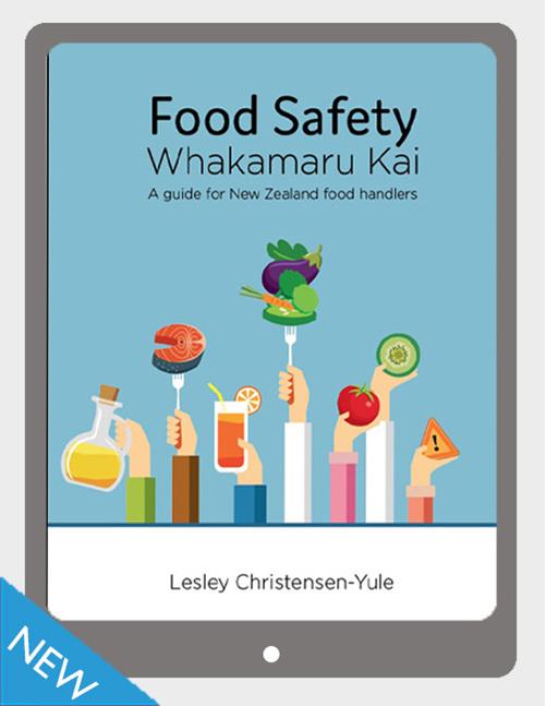 Food Safety Wahakaru Kai VitalSource eBook - Buy online from Edify