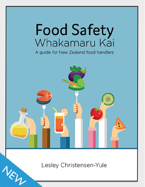Food Safety - Whakamaru kai. Buy online from Edify