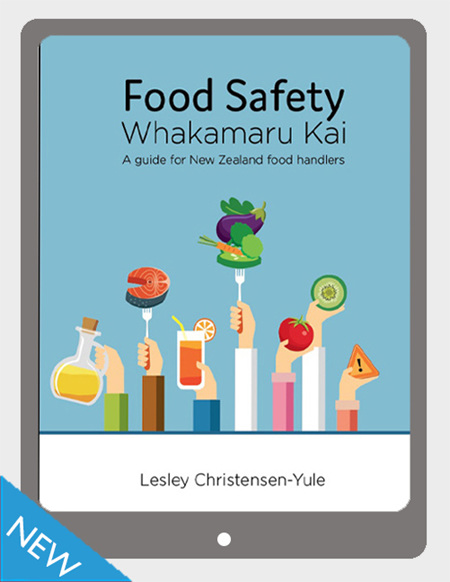Food Safety - Whakamaru Kai VitalSource eBook