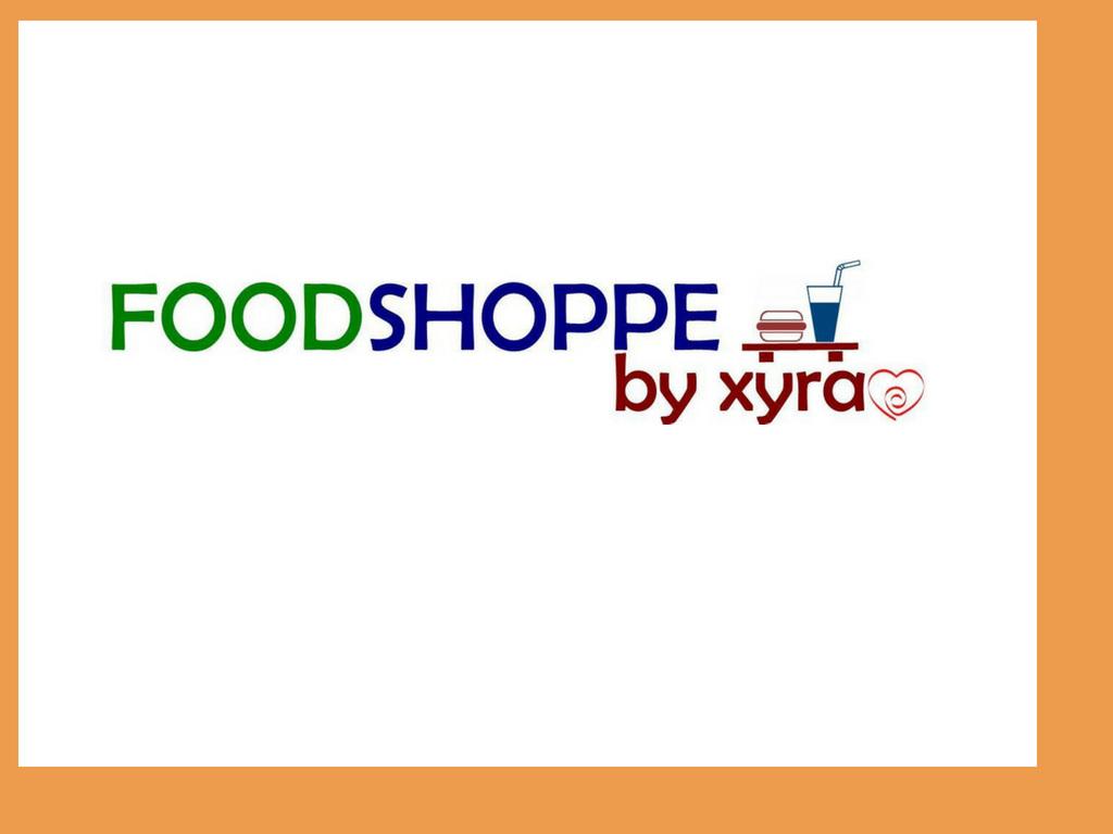 New in XYRA - Foodshoppe section