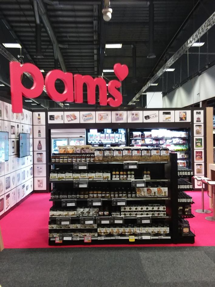 Foodstuffs Expo 2018