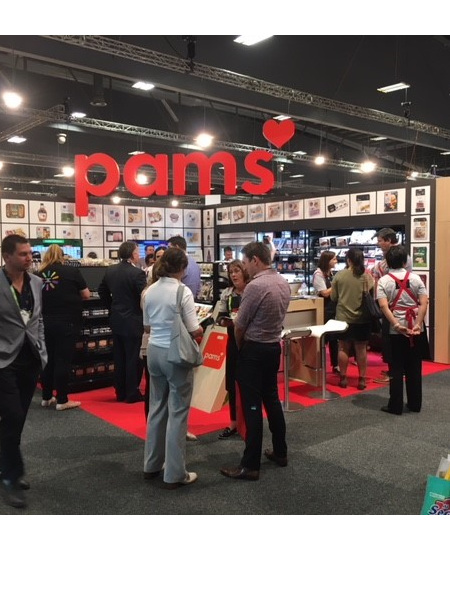 Foodstuffs Expo Stand 2018 Designed and Built by Shout Group