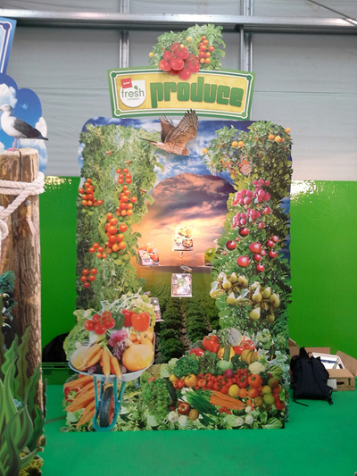 Foodstuffs Expo Stands