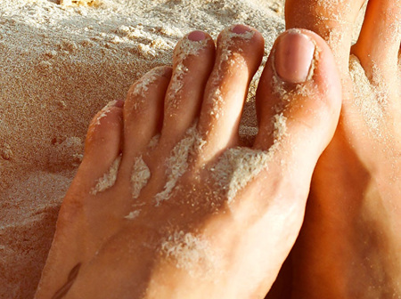 Foot Care and Antifungal Treatments
