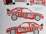 Renaissance 1/24 Escort WRC Ypres 1998 Bastos Decals