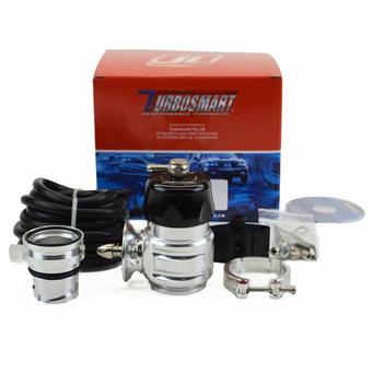 Ford F150 2013+ Ecoboost Smart Port Supersonic BOV - Black TS-0215-1371
