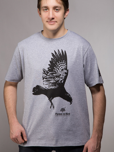 Forest & Bird T-Shirt - Mens