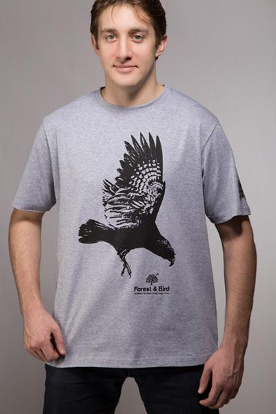 Forest & Bird T-Shirt - Mens