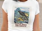 Forest & Bird Tui T-Shirt (Women's)