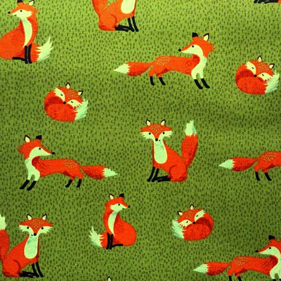 Forest - Foxes