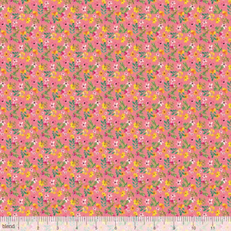 Forest Friends Flowers Pink 12910404