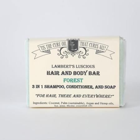 Forest Hair & Body Bar