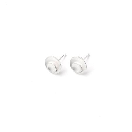 Forever Circles Mini Earrings