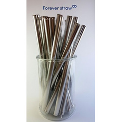 Forever Straw Smoothie Straw singles