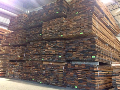 Foreverbeech™ Exterior Kiln Dried Rough Sawn 125x25mm