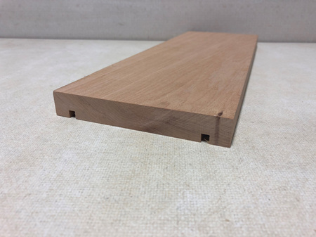 Foreverbeech™ Fascia Board Bandsawn Face 135x21mm