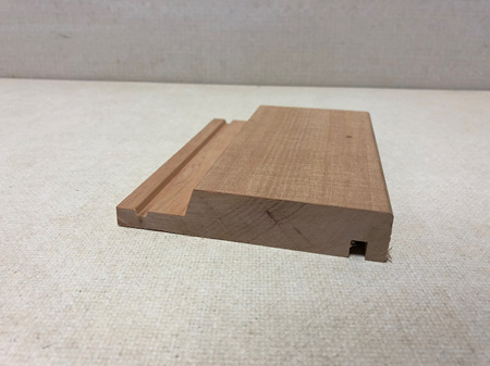 Foreverbeech™ Flush Grooved Corner 110 x 21mm