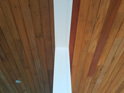 Foreverbeech™ Heritage Panelling 85x9 reversible TGV and bandsawn negative detail faces