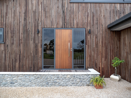 Foreverbeech™ HT49 Engineered Shiplap Cladding Brushed Grain Face 5.4m lengths