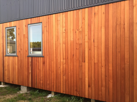 Foreverbeech™ HT51 135 x 21mm Band Sawn Face