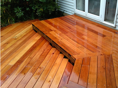 Foreverbeech™ Kiln Dried Decking 110x23mm