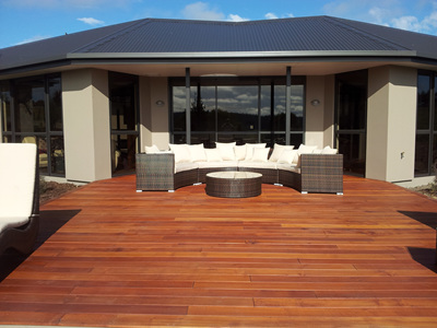 Foreverbeech™ Kiln Dried Decking 135x21mm