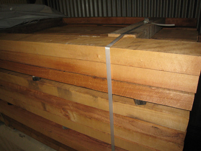 Foreverbeech™ Kiln Dried Rough Sawn 125x50mm