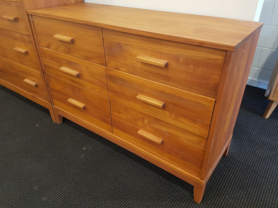 Foreverbeech™ Lowboy 6 Drawer