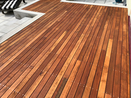 Foreverbeech™ MCA Treated Pre-Coated Decking 90x23mm