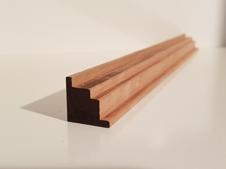 Foreverbeech™ Panelling External Corner 23 x 23mm