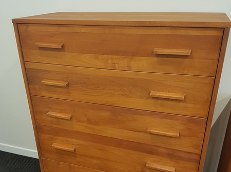 Foreverbeech™ Scotch Chest 5 Drawer
