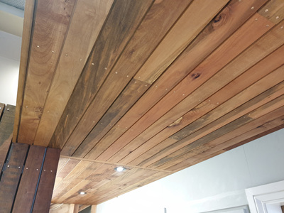 Foreverbeech™  Soffit Panelling 85x21mm Reversible Profile
